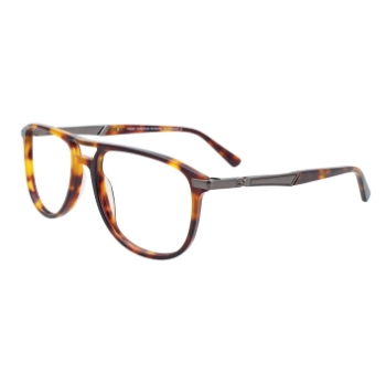 Takumi TK1127 w/ Magnetic Clip-On Eyeglasses